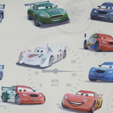 Cars Disney Fabric SUNVELO.11.150