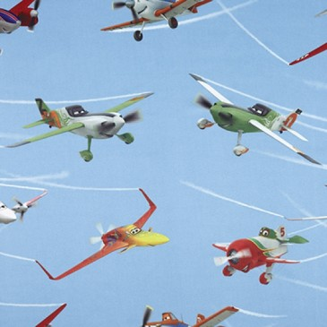 Disney Planes Fabric SUNACTION.38.150