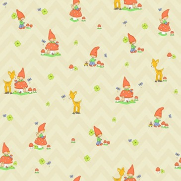 KidsFabrics Fabric DIGMUSH.11.140