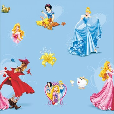 Disney Princess Fabric DIGLOVING.38.140