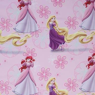 Disney Princess Fabric SUNPUNZEL.33.150