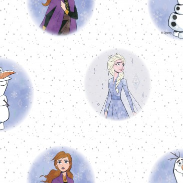 Disney Frozen Fabric ELAN.100.140