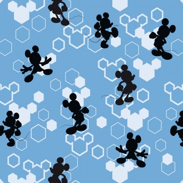 Disney Mickey Mouse Fabric EPIC.400.140
