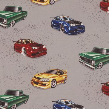 Fast and the Furious Universal Fabric MOBILE.550.140